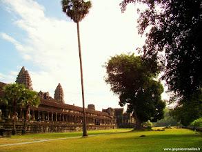Photo: #020-Angkor Vat. Site classé au Patrimoine mondial de l'Unesco.