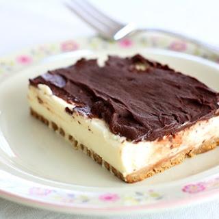 Chocolate-vanilla Tea Biscuits Bars