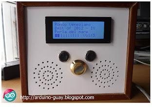 Photo: Reproductor MP3 con Arduino basado en VS1002
