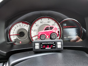 アルトワークス HA36S 5MT 4WDのカスタム事例画像 (本物の)豆腐屋主任さんの2019年07月09日16:52の投稿