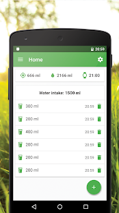 Body Need Water : Drink Water screenshot