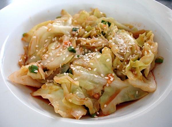 Jerk Cabbage Recipe