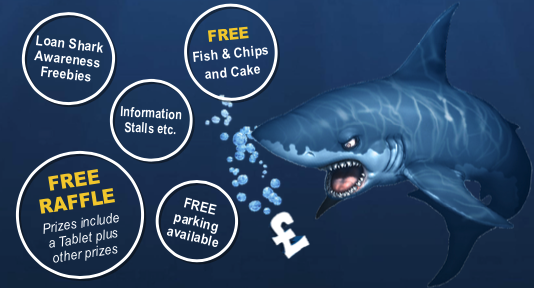 Show to warn about loan sharks tonight