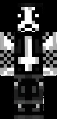 Black Metal Skin [T31]