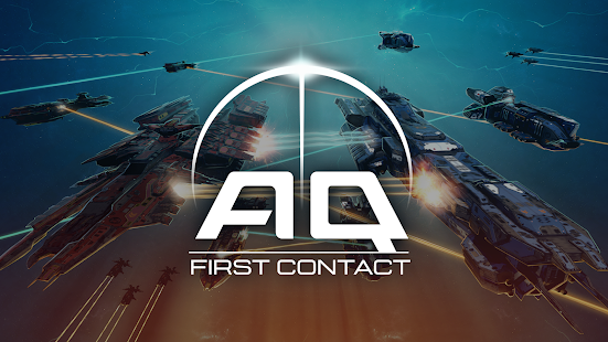 AQ First Contact (Strategy Space MMO) Screenshot
