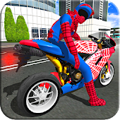 Tải Game Bike Super Hero Stunt Driver Racing
