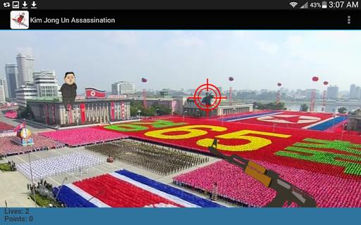 Kim Jong-Un Assassination