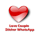 Download Love Couple Sticker WhatsApp For PC Windows and Mac 1.1