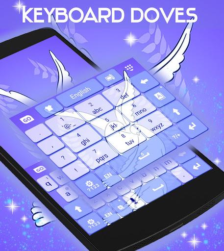 玩免費個人化APP 下載鳩のキーボードのテーマ app不用錢 硬是要APP