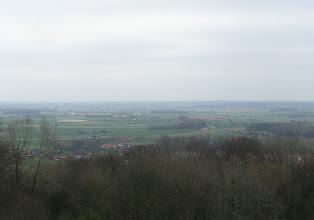 Photo: Vues du haut de la tour de l'auberge