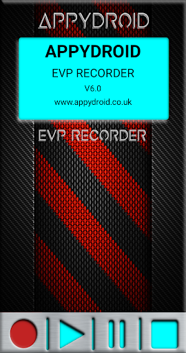 EVP Recorder ss1