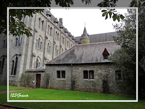 Photo: Abbaye de Maredsous