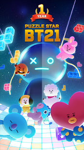 Game PUZZLE STAR BT21 APK for Windows Phone