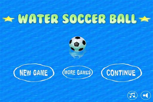 Water Soccer Ball