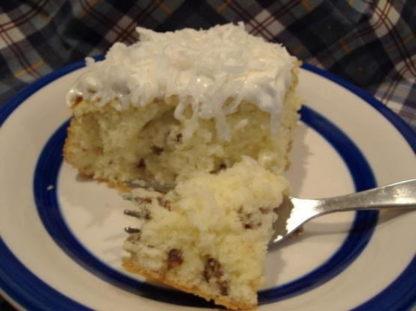 Easy Italian Cream Cake Recipe