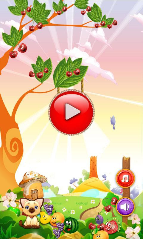 Fruits Mania : Match 3 Puzzle