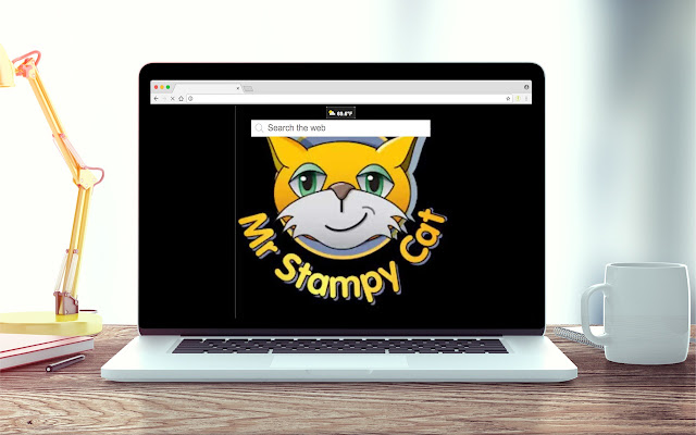 Stampy Cat Wallpapers New Tab Theme