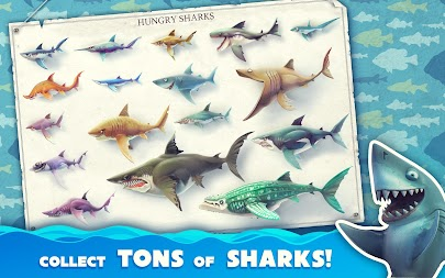 Hungry Shark World APK screenshot thumbnail 17