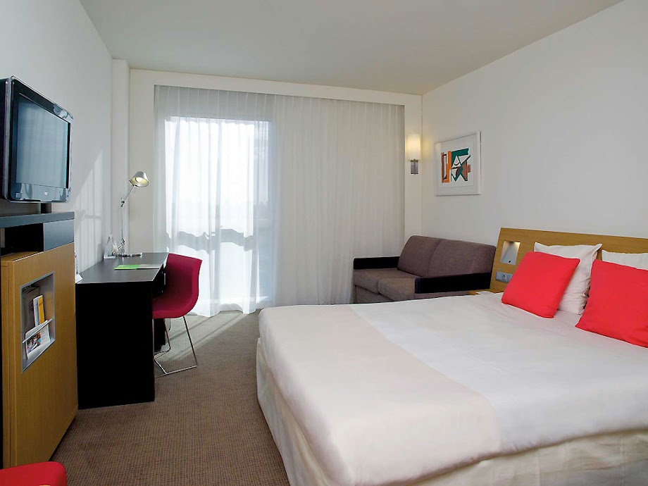 Foto Hotel Novotel Barcelona City 10