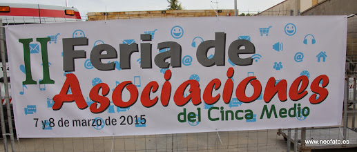 Photo: Monzón: II Feria de Asociaciones
