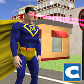 Super Hero Crime Battle