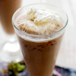 Hazelnut Coffee Cooler.
