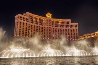Photo: The Bellagio Hotel and Casino, Las Vegas
