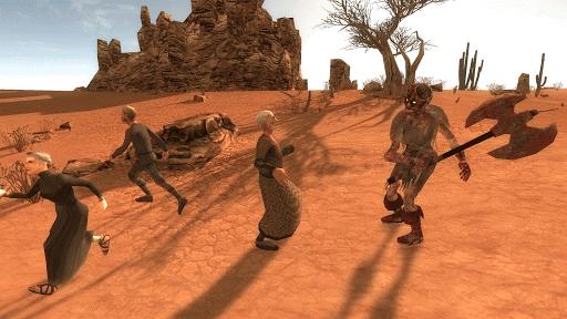 Undead Simulator 3D