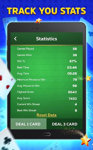 Solitaire Play u2013 Classic Klondike Patience Game 2.1.1 screenshots 15