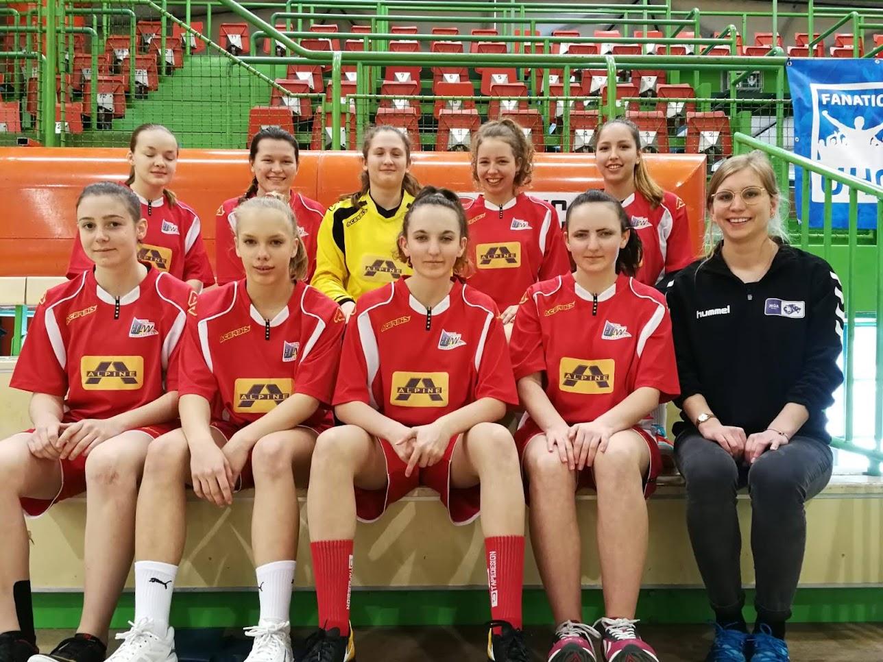 Handball-Schulcup NÖ 2018/19
