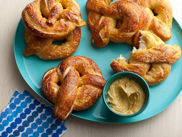 Photo: Get the recipe for Alton's Homemade Soft Pretzels >> http://ow.ly/hiD4s