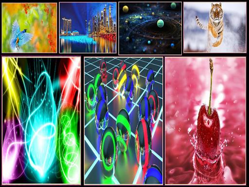 3D wallpapers 9.1.1 screenshots 10
