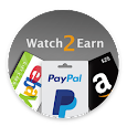 Watch2Earn - Free Paypal Cash & Gift Cards apk
