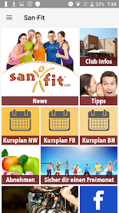 San-Fit - 3x in der Wetterau- screenshot thumbnail