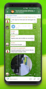 Zap Zap Messenger- screenshot thumbnail