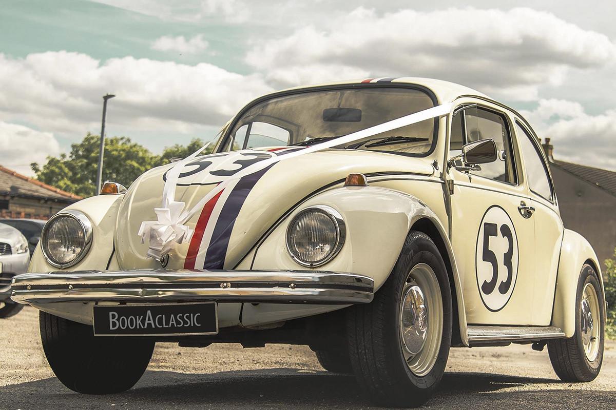 Volkswagen Beetle Hire Leeds