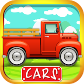 Cars puzzles with animation