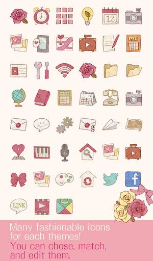 Cute Theme Classically Girly 1.0.0 Windows u7528 4