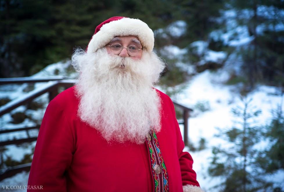 Шведский Дед Мороз