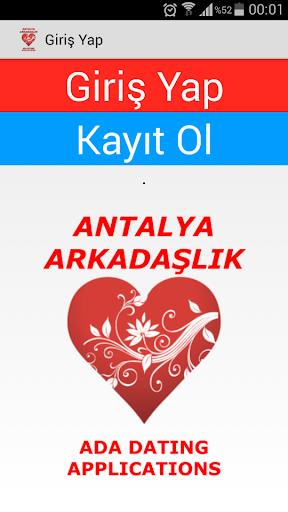Ada Antalya Arkadaşlık ve Chat