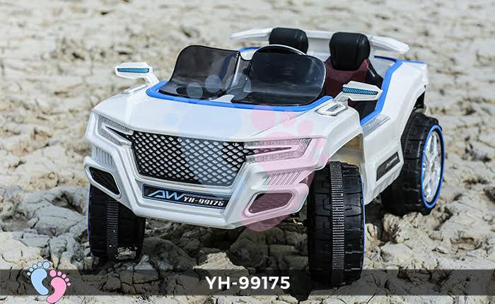 Ô tô điện trẻ em 2 chỗ ngồi YH-99175 6