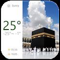 Weather Click Widget Islam icon