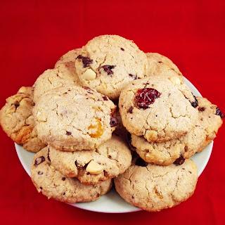 Delicious Vegan Gluten-free Cookies.