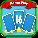 Memo Play HD icon