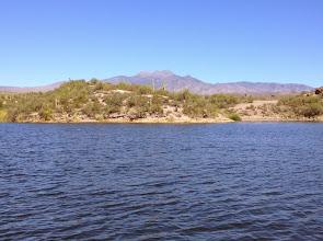 Photo: Saguaro Lake - Companion Cruise 2013