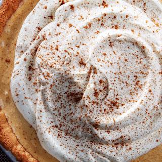 Pumpkin Icebox Pie with Snickerdoodle Crust Recipe | Epicurious.Com Recipe
