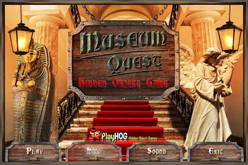 Museum Quest - Hidden Object