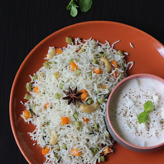 Veg Pulao | Vegetable Pulao Recipe | How To Make Veg Pulao