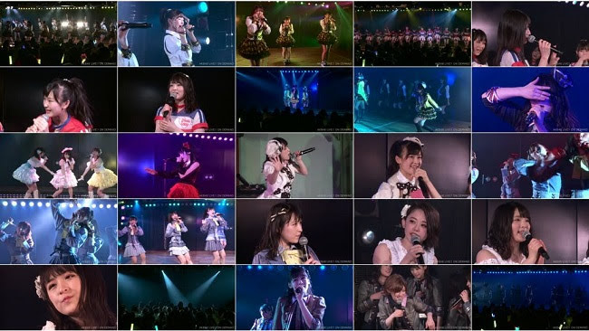 190209 (720p) AKB48 村山チーム4 「手をつなぎながら」公演
