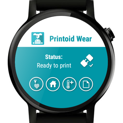 Printoid for OctoPrint PRO- screenshot